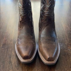 Shyanne Shoes - Shyanne cowgirl boots